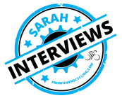 Podcast interview logo